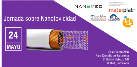 Nanomed Spain co-organiza una Jornada sobre Nanotoxicidad