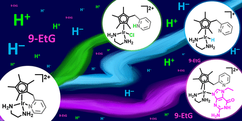 Complejos basados en iridio sensibles al pH como compuestos anticancerígenos
