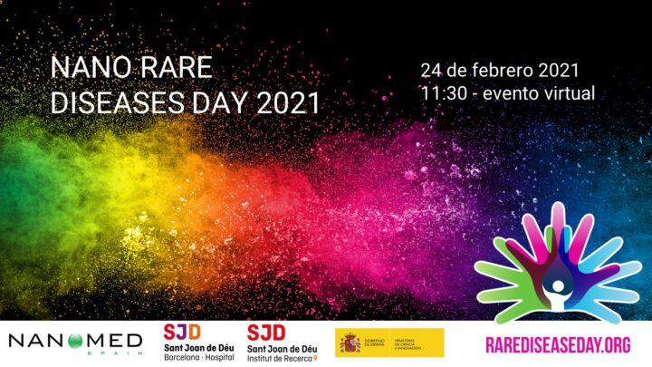 Gran éxito de la segunda edición del Nano Rare Diseases Day