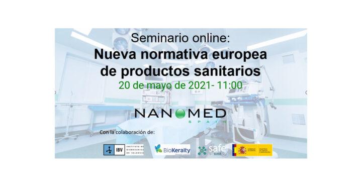 Jornada sobre la nueva normativa europea de productos sanitarios