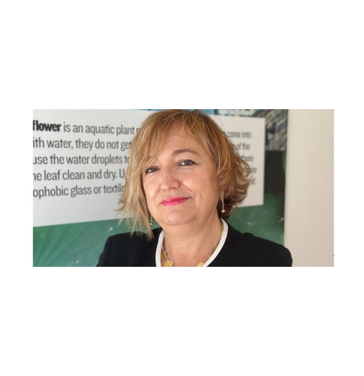 La Prof.Lechuga recibe el XVIII Premio de Investigación Burdinola